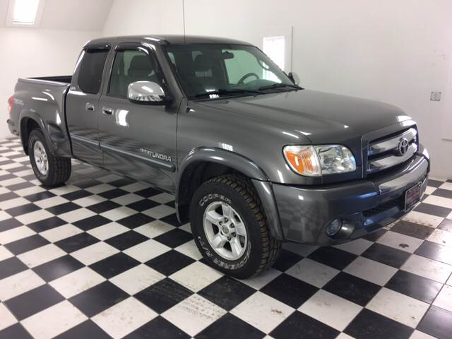 2005 Toyota Tundra for sale at Ladys Auto Sales Inc in Manchester ME