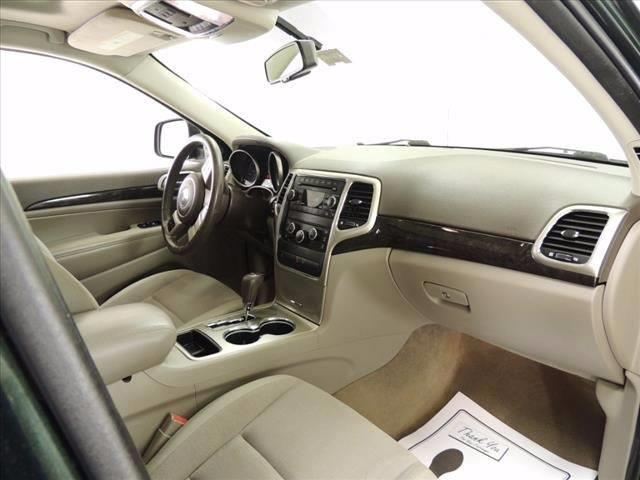 2011 Jeep Grand Cherokee for sale at Ladys Auto Sales Inc in Manchester ME