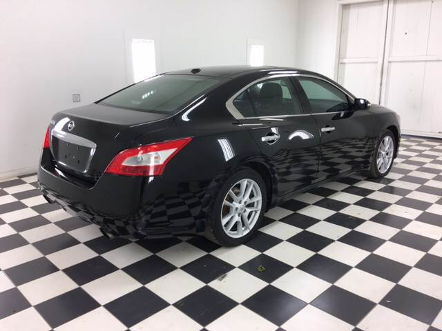 2009 Nissan Maxima for sale at Ladys Auto Sales Inc in Manchester ME
