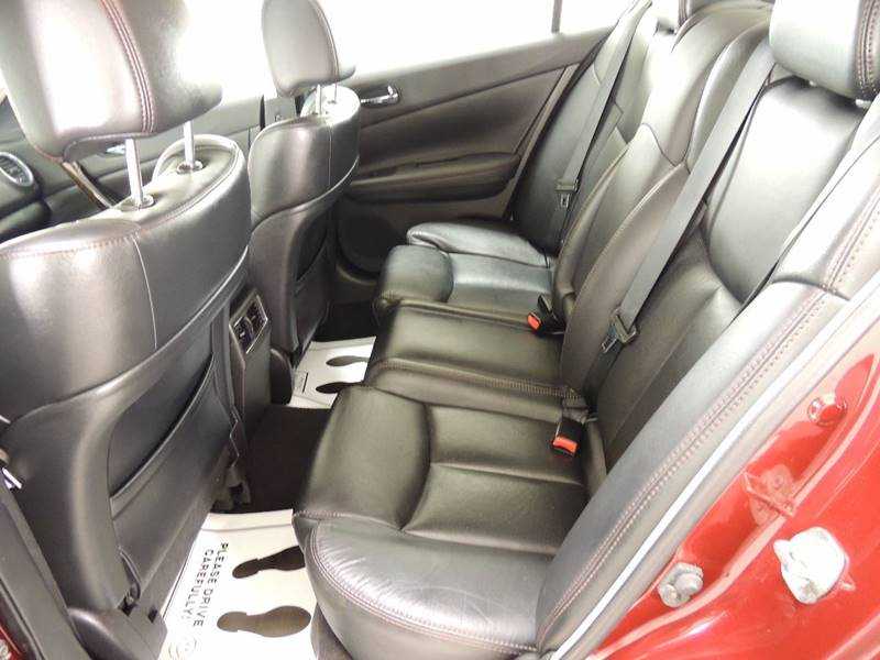 2011 Nissan Maxima for sale at Ladys Auto Sales Inc in Manchester ME