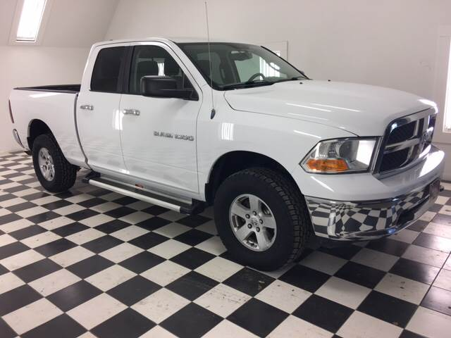 2011 RAM Ram Pickup 1500 for sale at Ladys Auto Sales Inc in Manchester ME