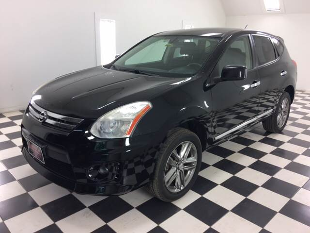 2011 Nissan Rogue for sale at Ladys Auto Sales Inc in Manchester ME