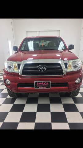2007 Toyota Tacoma for sale at Ladys Auto Sales Inc in Manchester ME