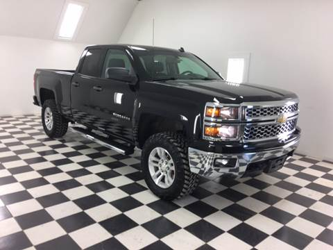 2014 Chevrolet Silverado 1500 for sale at Ladys Auto Sales Inc in Manchester ME