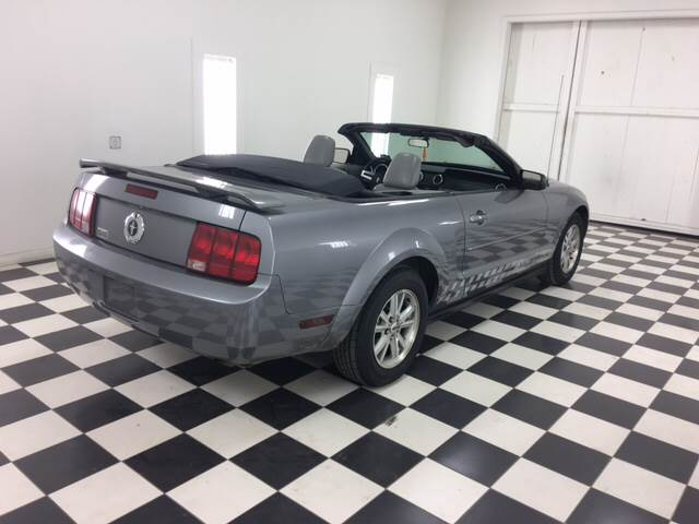 2006 Ford Mustang for sale at Ladys Auto Sales Inc in Manchester ME