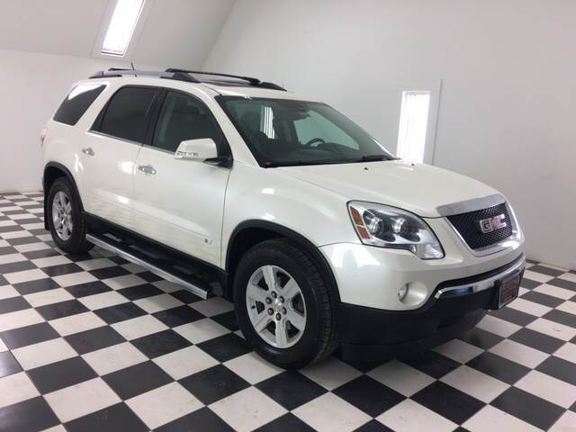 2010 GMC Acadia for sale at Ladys Auto Sales Inc in Manchester ME
