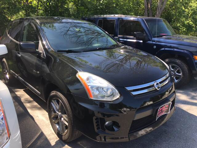 2010 Nissan Rogue for sale at Ladys Auto Sales Inc in Manchester ME