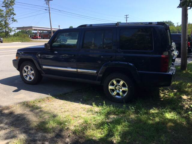 2006 Jeep Commander for sale at Ladys Auto Sales Inc in Manchester ME