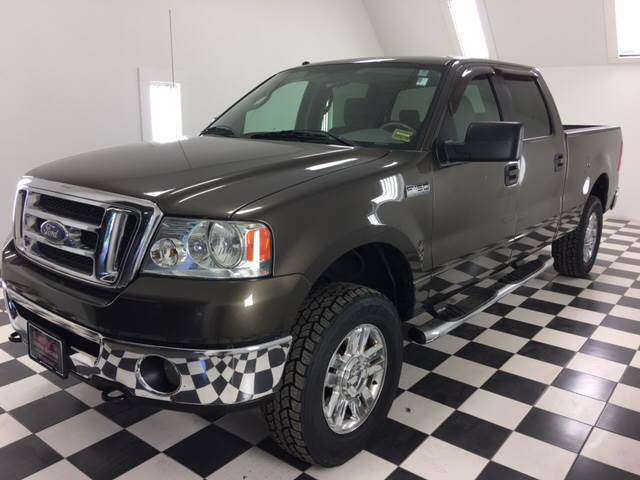2008 Ford F-150 for sale at Ladys Auto Sales Inc in Manchester ME