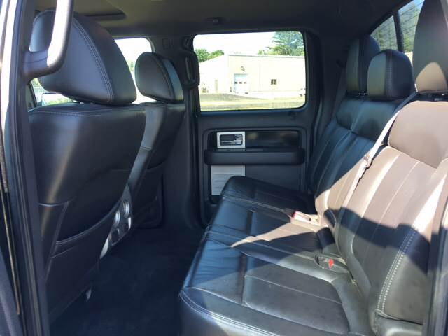 2011 Ford F-150 for sale at Ladys Auto Sales Inc in Manchester ME