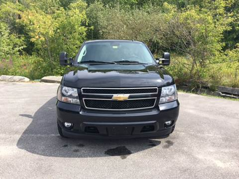 2010 Chevrolet Avalanche for sale at Ladys Auto Sales Inc in Manchester ME