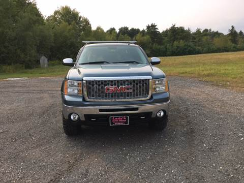2009 GMC Sierra 1500 for sale at Ladys Auto Sales Inc in Manchester ME