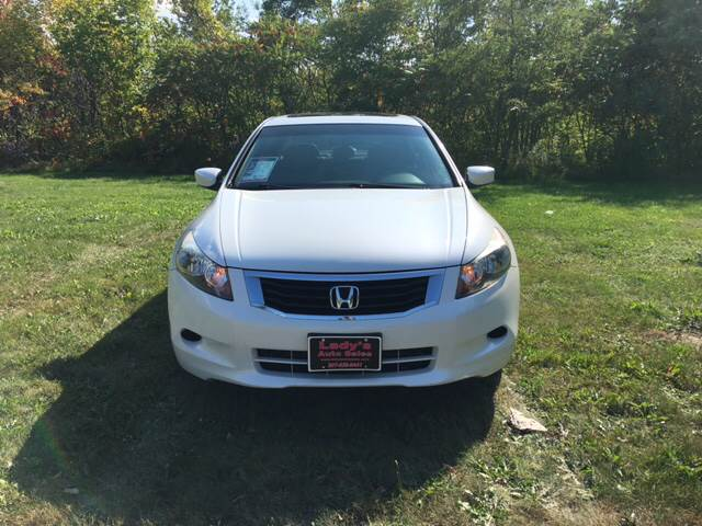 2010 Honda Accord for sale at Ladys Auto Sales Inc in Manchester ME