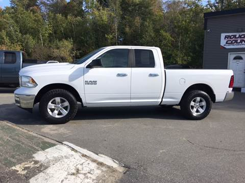 2014 RAM Ram Pickup 1500 for sale at Ladys Auto Sales Inc in Manchester ME