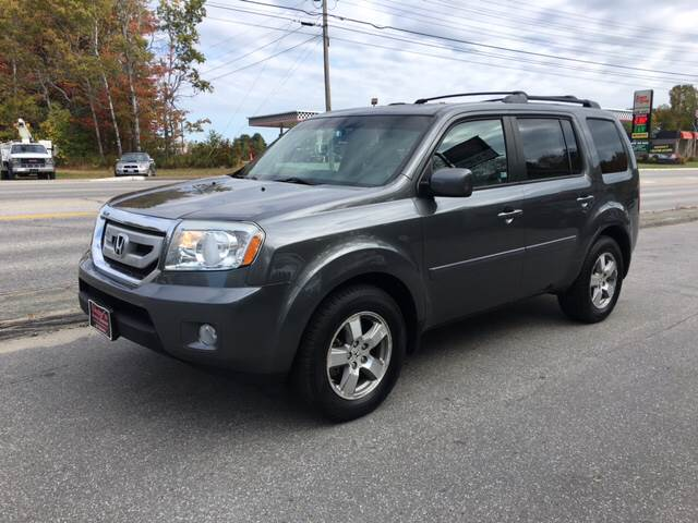 2011 Honda Pilot for sale at Ladys Auto Sales Inc in Manchester ME