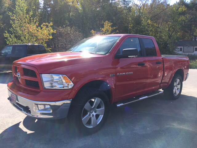 2012 RAM Ram Pickup 1500 for sale at Ladys Auto Sales Inc in Manchester ME