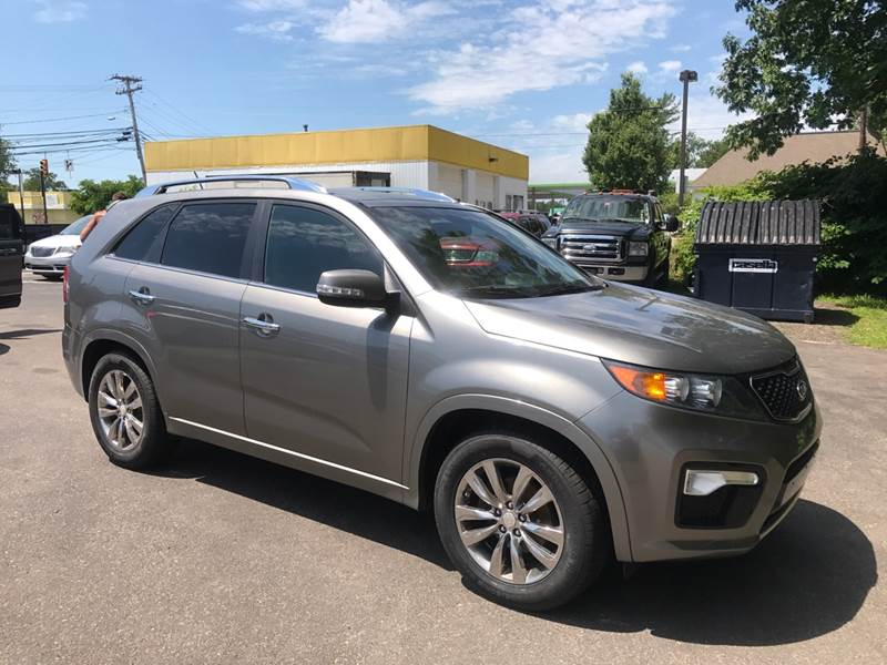 2013 Kia Sorento For Sale At Ladys Auto Sales Inc In Brunswick ME