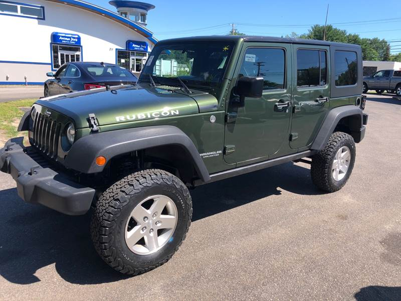 2007 Jeep Wrangler Unlimited For Sale At Ladys Auto Sales Inc In Brunswick  ME