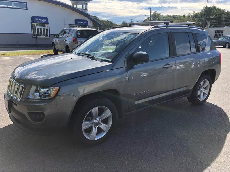 2013 Jeep Compass For Sale At Ladys Auto Sales Inc In Brunswick ME
