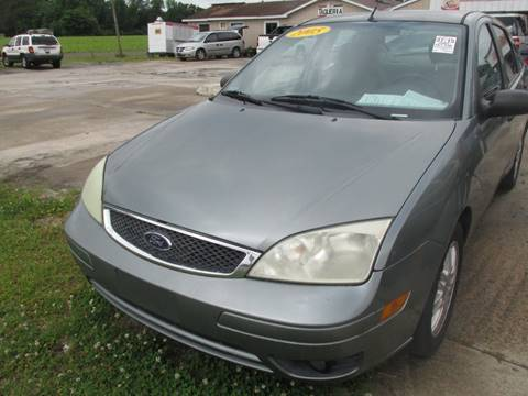 2005 Ford Focus for sale in Stantonsburg, NC