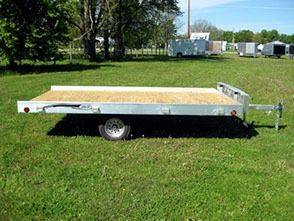 2017 RC Aluminum ATV Trailer for sale in Pittsburgh, PA