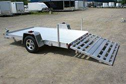 2017 Cargo Pro Aluminum Utility Trailer for sale in Pittsburgh, PA