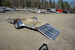 2017 Cargo Pro Aluminum Utility Trailer for sale in Pittsburgh PA