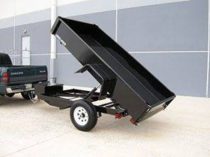 2016 Bri-Mar Dump Trailer 5'x8' for sale in Pittsburgh, PA