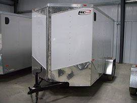 2016 RC Enclosed Trailer 6'x12' for sale in Pittsburgh, PA