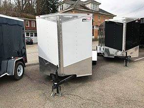 2017 RC Enclosed Trailer 6'x10' for sale in Pittsburgh PA