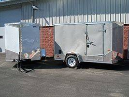 2017 RC Enclosed Trailer 5'x10' for sale in Pittsburgh, PA