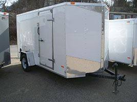 2017 RC Enclosed Trailer 6'14' for sale in Pittsburgh PA