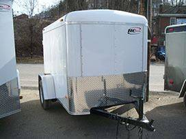2017 RC Enclosed Trailer 6'x12' for sale in Pittsburgh, PA
