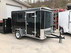 2017 RC Enclosed Trailer 6'x12' for sale in Pittsburgh PA