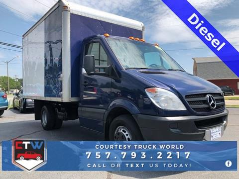 2013 Mercedes-Benz Sprinter Cab Chassis for sale in Chesapeake, VA