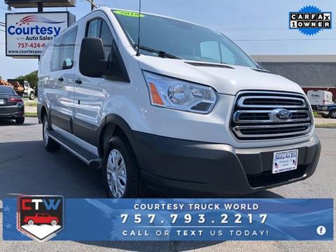 2018 Ford Transit Cargo for sale in Chesapeake, VA