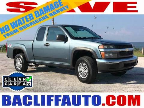 2006 Chevrolet Colorado for sale in Bacliff, TX