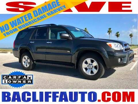 2007 Toyota 4Runner for sale in Bacliff, TX