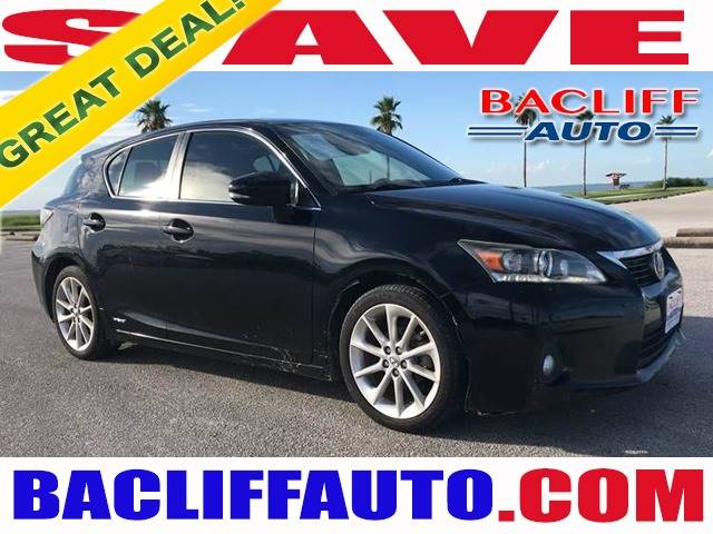 2011 Lexus CT 200h For Sale At Bacliff Auto In Bacliff TX