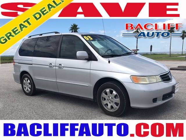 2003 Honda Odyssey For Sale At Bacliff Auto In Bacliff TX