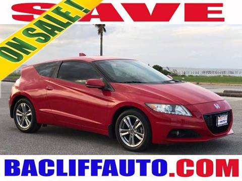 2013 Honda CR-Z for sale in Bacliff, TX