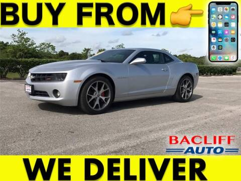 2010 Chevrolet Camaro for sale at Bacliff Auto in Bacliff TX