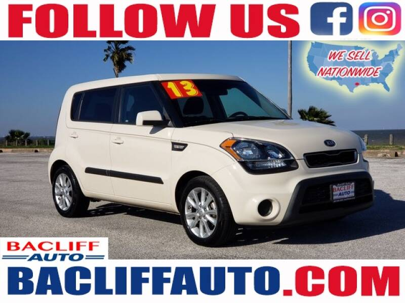 2013 Kia Soul for sale at Bacliff Auto in Bacliff TX