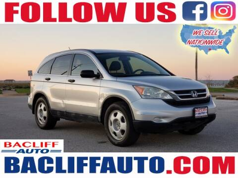 2010 Honda CR-V for sale at Bacliff Auto in Bacliff TX