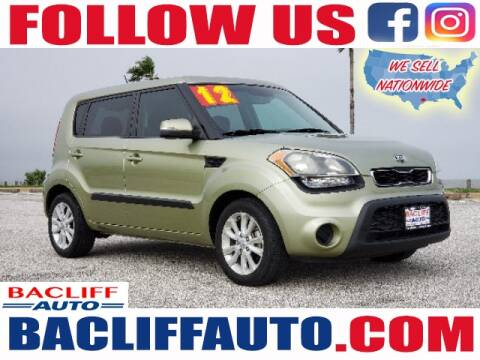 2012 Kia Soul for sale at Bacliff Auto in Bacliff TX