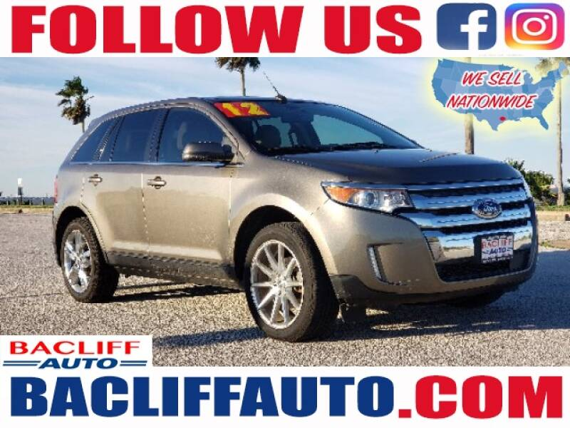 2012 Ford Edge for sale at Bacliff Auto in Bacliff TX