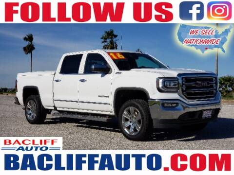 2016 GMC Sierra 1500 for sale at Bacliff Auto in Bacliff TX