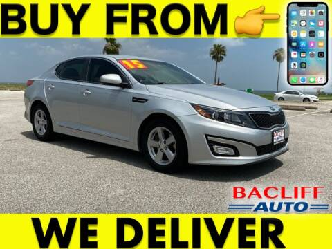 2015 Kia Optima for sale at Bacliff Auto in Bacliff TX