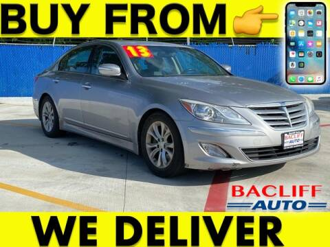 2013 Hyundai Genesis for sale at Bacliff Auto in Bacliff TX