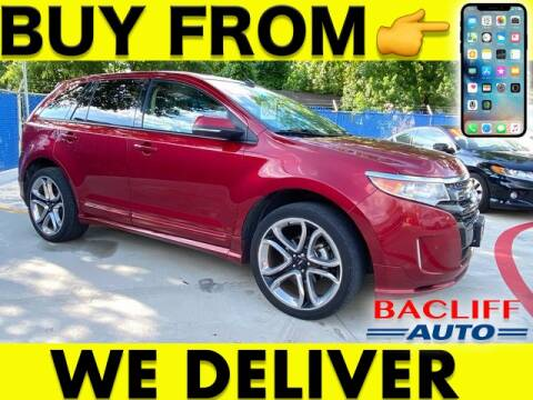 2014 Ford Edge for sale at Bacliff Auto in Bacliff TX